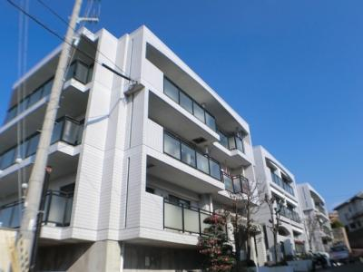 【外観】ガーデンハイツ桃山台 壱番館