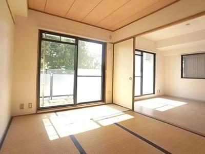 【和室】ガーデンハイツ桃山台 壱番館