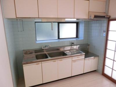【キッチン】サンハイム神戸