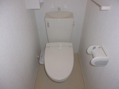 【トイレ】メゾンカルム