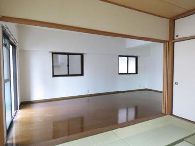 【居間・リビング】グランビュー薬院