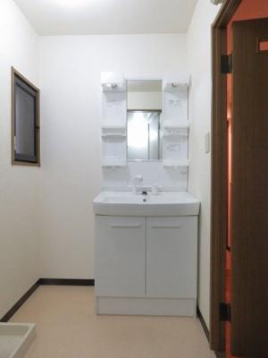 グランビュー薬院(2LDK) 洗面所