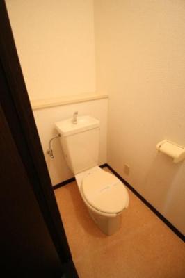 【トイレ】レインボーマンション