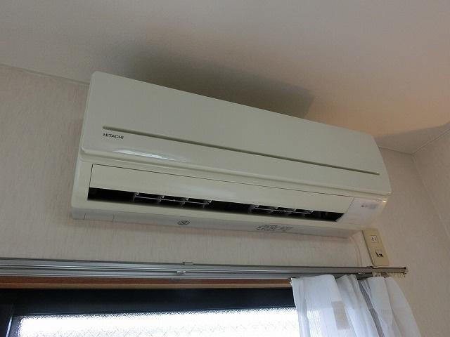 コスモ5 設備 エアコン