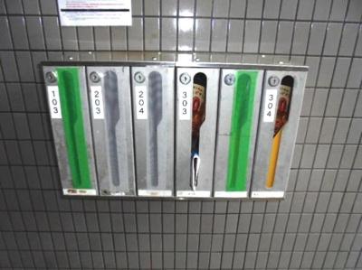 郵便受け★