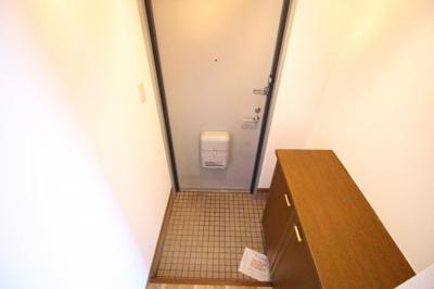 【玄関】インプルーブ板宿