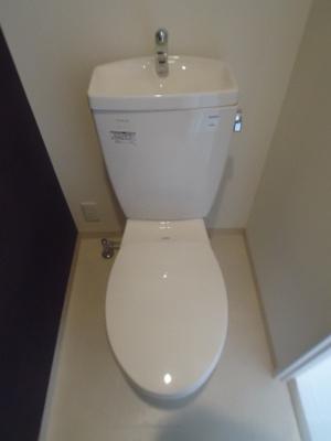 【トイレ】ラ・ウェゾン板宿
