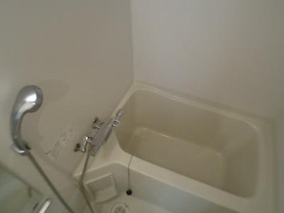 【浴室】ラ・ウェゾン板宿