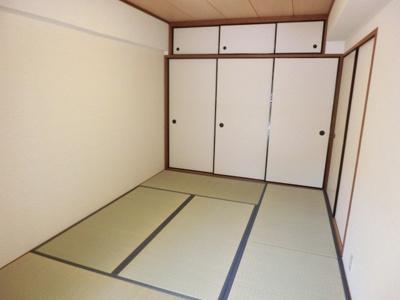 【和室】朝日プラザモンターニュ北神戸