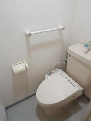 【トイレ】メゾン神港