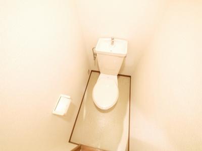 【トイレ】アべニュー東生駒