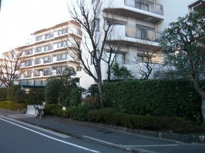【外観】ルネ蒲田ガーデンステイツ