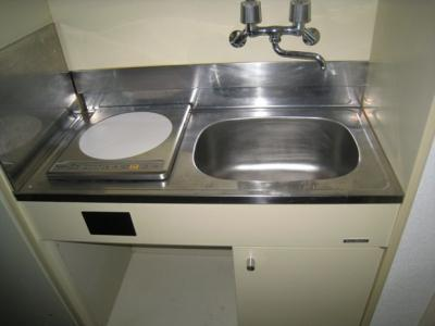 エスポワール大濠公園(1R) キッチン