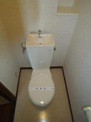 【トイレ】ル・ソレイユ須磨