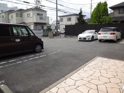 【駐車場】フォレストロード