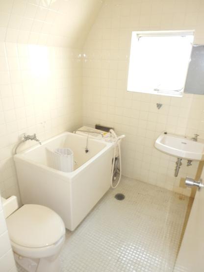 【浴室】梅島ビル