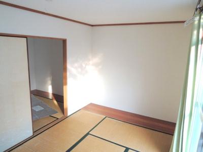 【寝室】コーポ田山