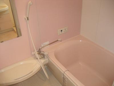 【浴室】セオコート須磨離宮