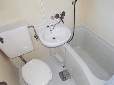 【浴室】大宝ハイツ