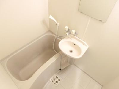 【浴室】ライブオーク