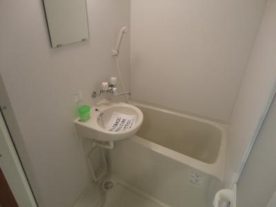 【浴室】グラッチェ河昌