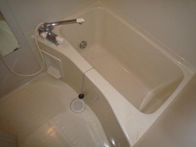【浴室】ハイツ マツモト