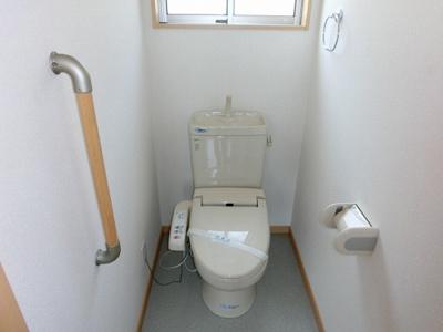 【トイレ】南落合ハイツ