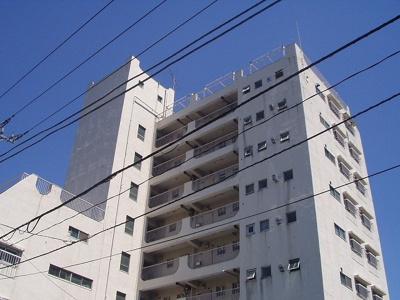 【外観】桜上水ビューティーマンション