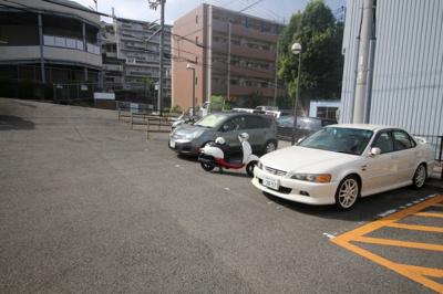 【駐車場】ブリランテ神戸マグノリアコート