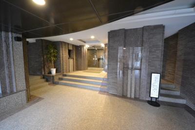 【エントランス】千歳烏山西ガーデンハウス