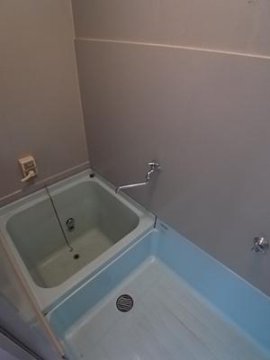 【浴室】堤ハイツ