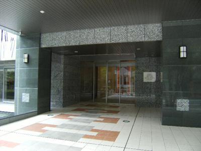 【エントランス】ビオール大阪大手前タワー