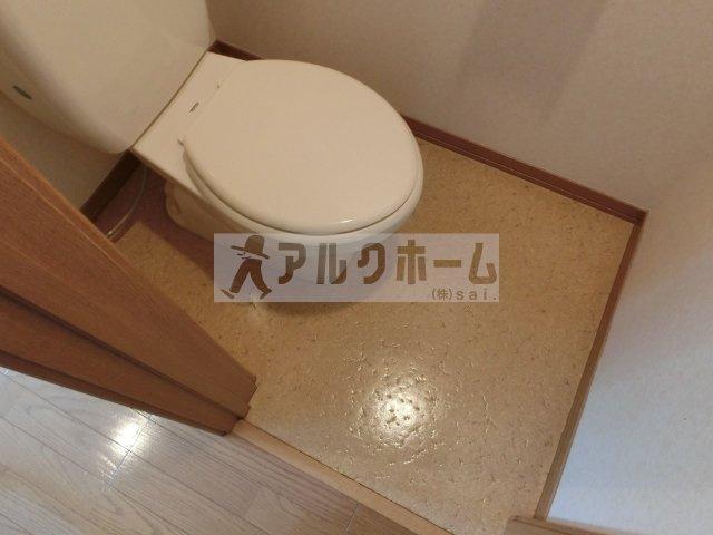 ドルフコート(柏原市 河内国分駅) お手洗い