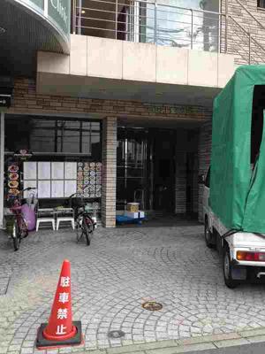 フォレスト薬院大通(2LDK) エントランス