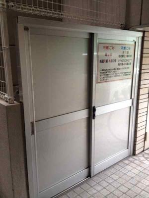 フォレスト薬院大通(2LDK) ゴミ置き場