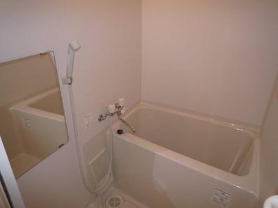 【浴室】プリヴェ梅園