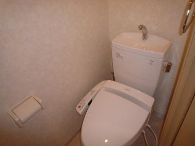 【トイレ】プリヴェ梅園