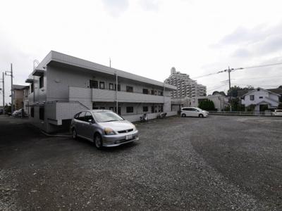 【外観パース】グレイス原宿Ⅱ