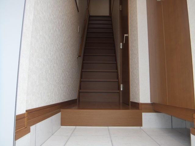 【玄関】あんしん+柏原本郷