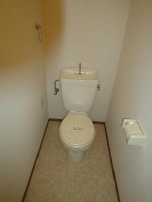 【トイレ】クレール西山
