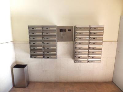 メールBOX・オートロックセキュリティ