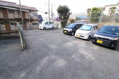 【駐車場】メゾンパールオオタニ