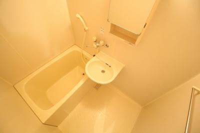 【浴室】フローラルコート須磨