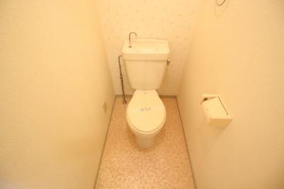 【トイレ】フローラルコート須磨