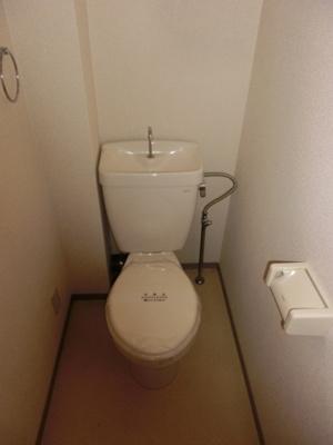 【トイレ】フローラコート潮見台