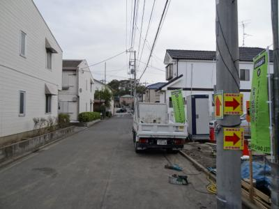 【外観】さいたま市緑区松木3丁目/初公開新築分譲住宅全1棟/3,290万円