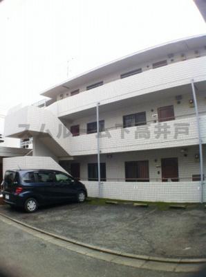 【駐車場】コーヅ第2桜上水ハイツ