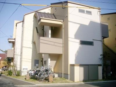 Insula博多(1K+loft) 外観