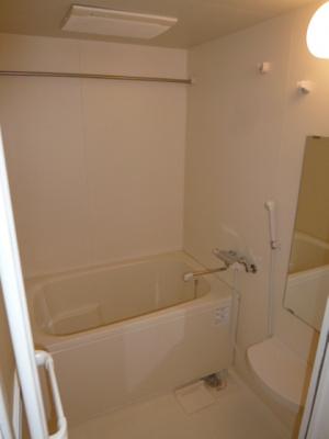 【浴室】ルーエ白川公園