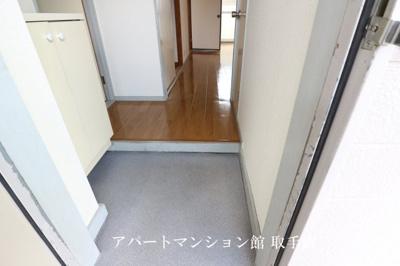 【玄関】サンハイツM